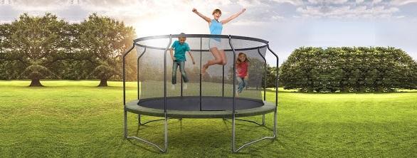 Aanbiedingen trampolines